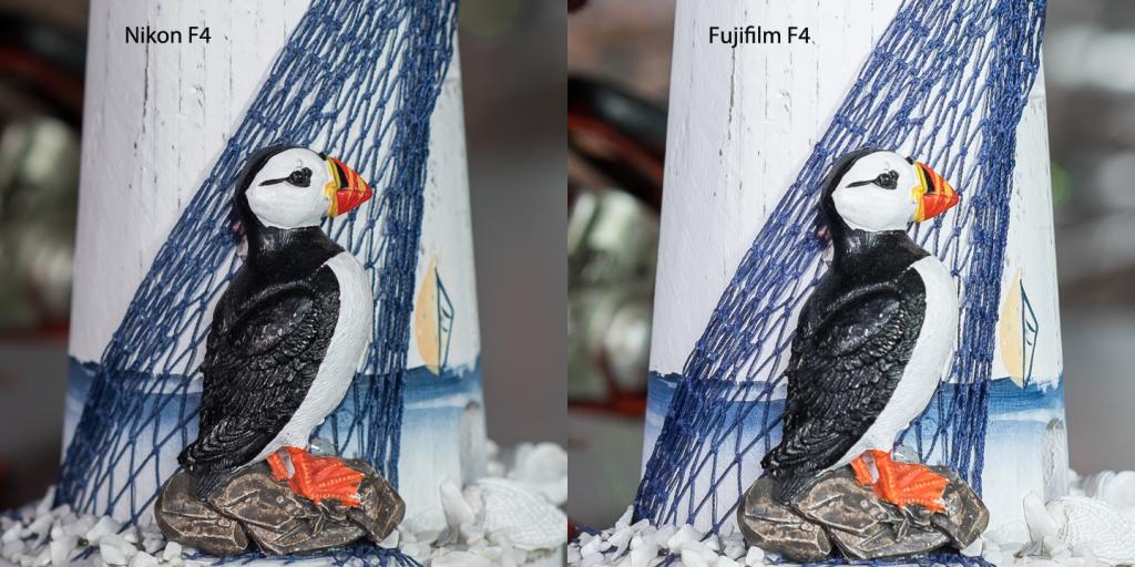 Nikkor vs Fujinon 6