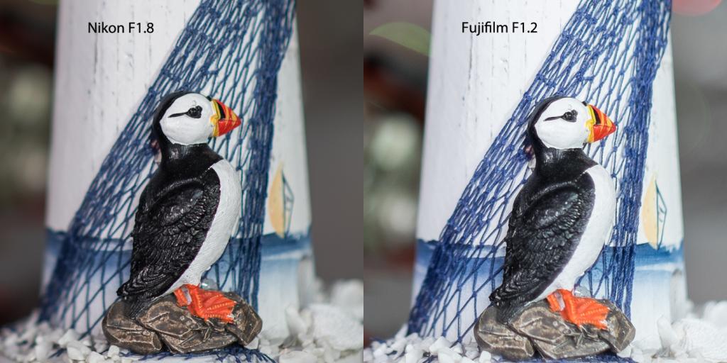 Nikon vs Fuji 4