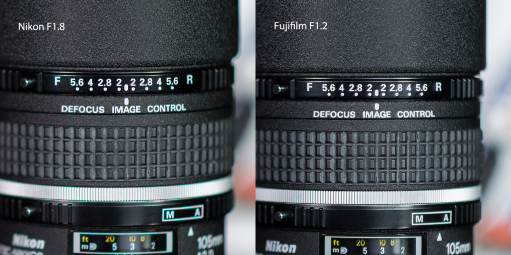 Nikon vs Fujifilm 7