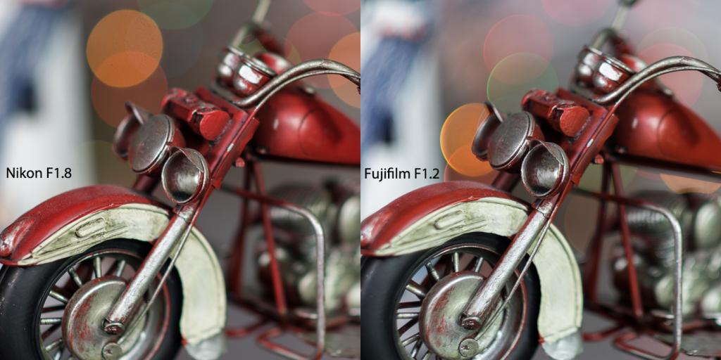 Test objectif Fujifilm Nikkor 1